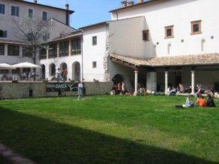 Spoleto - Chiostro di San Nicolò